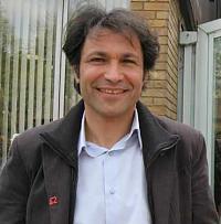 Ziad Mallat portrait