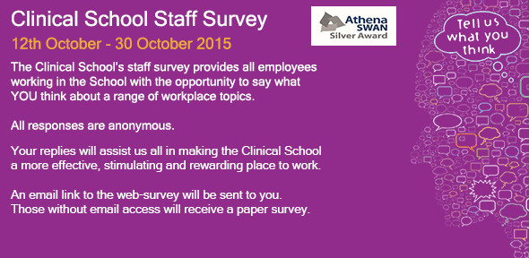 Staff Survey 2015