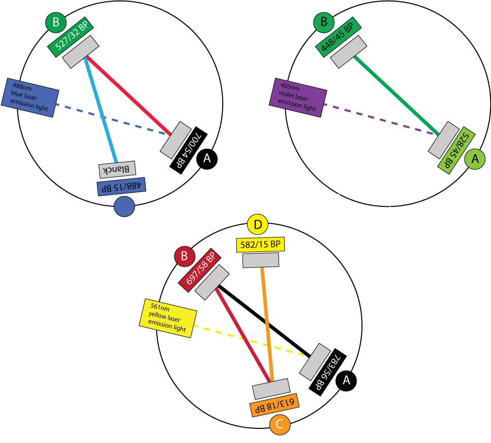 Melody Sorter Optical Diagram
